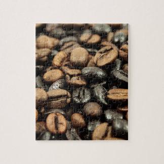 De gehele Koffie van de Boon Foto Puzzels