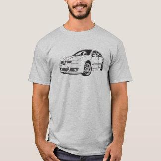De Geïnspireerde T-shirt van Seat Leon Cupra