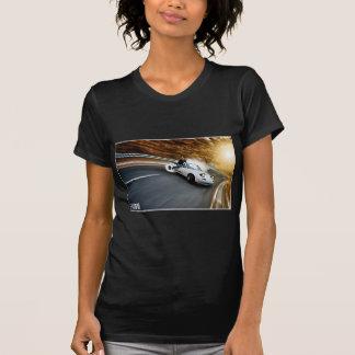 De gekke Drifter van de Open tweepersoonsauto T Shirt