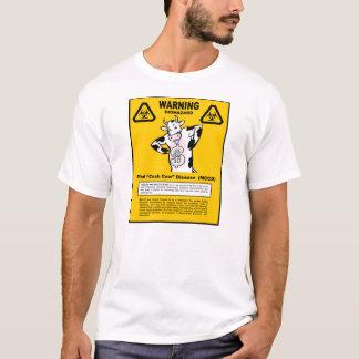 De gekke Koe van het Contante geld T Shirt