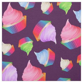 De gekke Leuke Kleurrijke Stof van de Kleur van de