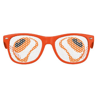 De gekke Ogen van de Partij Zonnebril