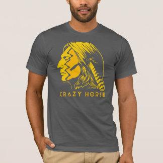 De gekke Oorlogsverf van het Paard T Shirt