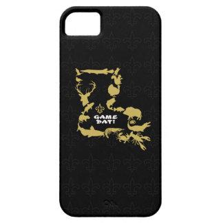 DE GEKREGEN DEKKING VAN DE TELEFOON VAN HET SPEL D BARELY THERE iPhone 5 HOESJE