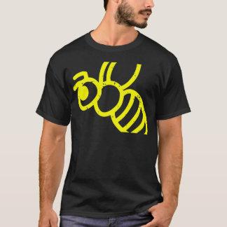 De gele Bij van de Honing T Shirt
