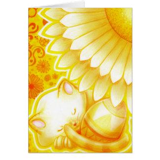De gele Kaart van Pasen