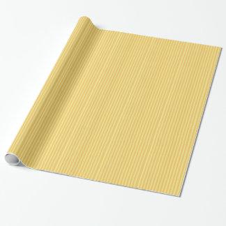 De Gele Strepen van de banaan Inpakpapier