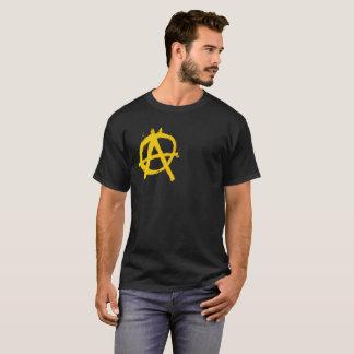 De Gele T-shirt ANCAP van de speciale Uitgave