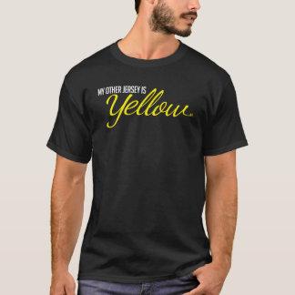 De gele T-shirt van Jersey