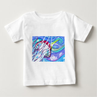 De Gelei van Surfin Baby T Shirts