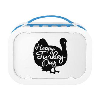 De gelukkige Dag van Turkije Lunchbox