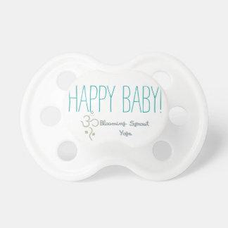 De gelukkige Fopspeen van het Baby