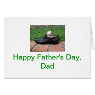 De gelukkige Kaart van Chihuahua van het Vaderdag