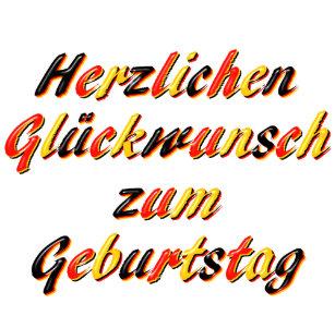 Grappige Duitse Verjaardagskaarten Zazzle Nl