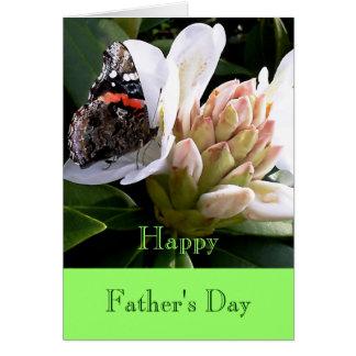 De gelukkige Kaart van het Vaderdag