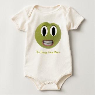 De gelukkige Kinder Kleren van Lima Boon Baby Shirt