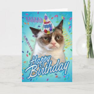 Gelukkige Verjaardag Kat Cadeaus Zazzle Nl