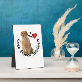 De gelukkige Schattige Grappige & Leuke Hond van Fotoplaat
