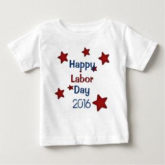 De gelukkige T-shirt van de Dag van de Arbeid
