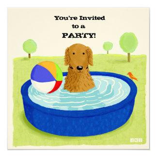 De gelukkige Uitnodiging van de Partij van de Pool