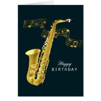 De Gelukkige Verjaardag van de Muziek van de Kaart