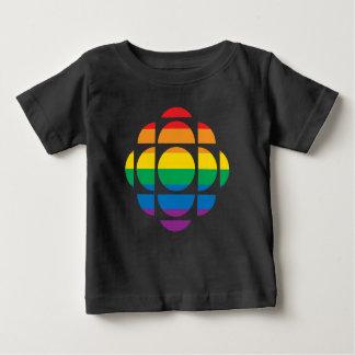 De Gem van de trots Baby T Shirts