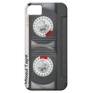 De gemengde Cassette van de Band Barely There iPhone 5 Hoesje