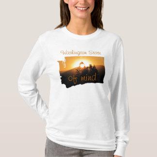 De Gemoedsgesteldheid van Washington T Shirt