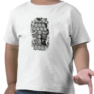 De genealogie van anti-Christus Oliver T-shirt
