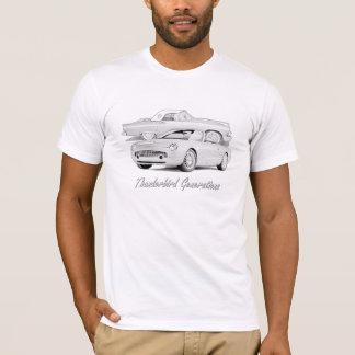 De Generaties van Thunderbird T Shirt