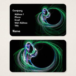 De genezer visitekaartjes