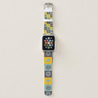 De geometrische Band van het Horloge van Apple van