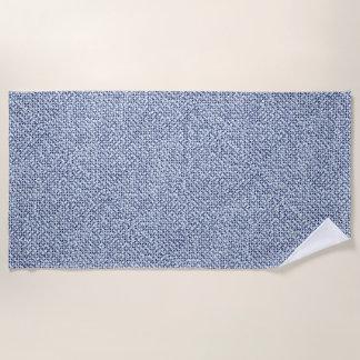 De geometrische Textiel van de Controle van Strandlaken