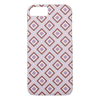 de geometrische trendy kleuren van het iPhone 7 hoesje