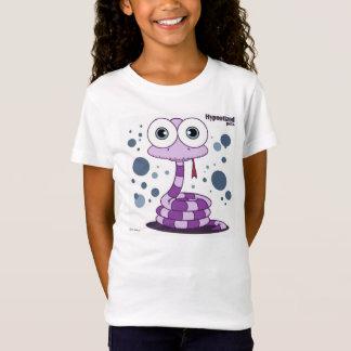 De Gepaste T-shirt Babydoll van de paarse Meisjes