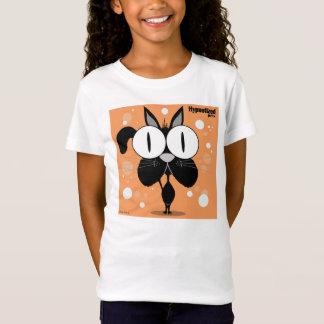 De Gepaste T-shirt Babydoll van de zwarte Meisjes