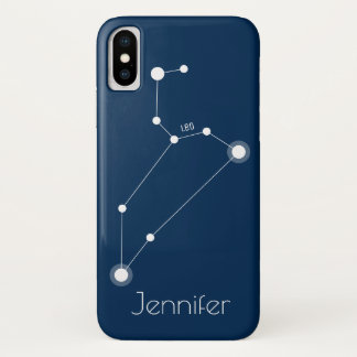 De gepersonaliseerde Constellatie van de iPhone X Hoesje