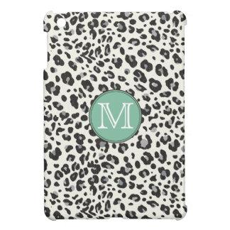De gepersonaliseerde Druk van de Luipaard van de Hoesje Voor iPad Mini