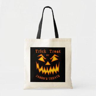 De gepersonaliseerde Enge Zak van Halloween van de Draagtas