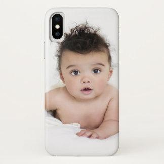 De gepersonaliseerde Favoriete Sjabloon van de iPhone X Hoesje