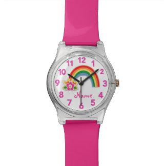 De Gepersonaliseerde Horloges van de regenboog
