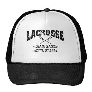 De gepersonaliseerde Lacrosse van de Stadstaat van Mesh Petten