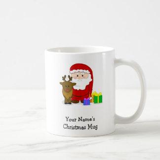 De gepersonaliseerde Mok van Kerstmis - Kerstman