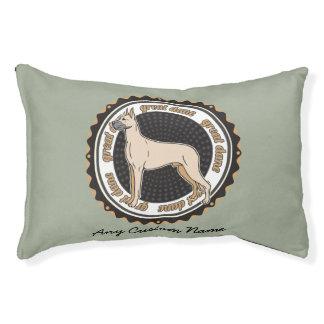 De Gepersonaliseerde Naam van hondenrassen Great Hondenbedden