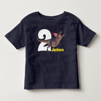 De gepersonaliseerde Partij van de Verjaardag Kinder Shirts