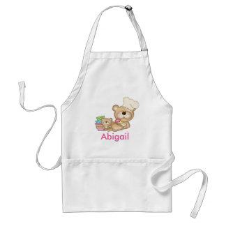 De Gepersonaliseerde Schort van Abigail