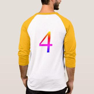 De gepersonaliseerde T-shirts van het Football (4)