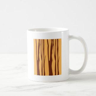 De geschilderde Bomen van de SLAAPKAMER van het Koffiemok