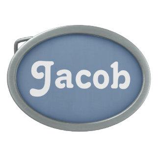 De Gesp Jacob van de riem