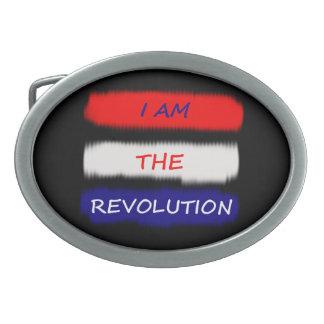 De Gesp van de Riem van de revolutie